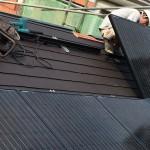 ソーラー設置も屋根屋さんのお仕事!作業中の現場に突撃!