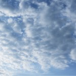 ふわふわと空を泳ぐ、あの雲は何の雲?〜九月〜