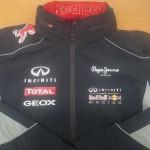 【F1】インフィニティ・レッドブル・レーシング 2013年支給品 前期版ジャケット