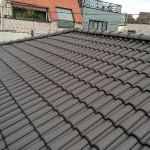 【葺き替え】日本瓦から洋瓦への屋根改修工事。屋根専門の石川商店ならではの外装フルリフォーム工事。