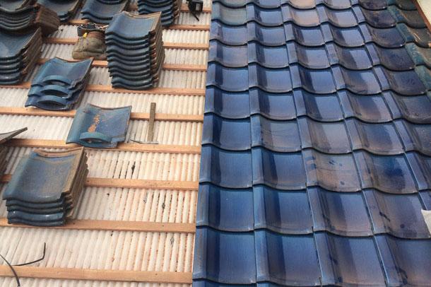【ホールレス通気工法】屋根リフォーム後に家を60年以上維持できる屋根工事「流水」