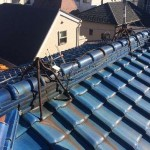 【屋根点検】日本瓦の棟に歪みが発生!屋根の点検・修理はお早めに...