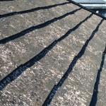 【棟の交換】築20年カラーベストの屋根。塗装や葺き替えばかり勧められても困ります!屋根の部分的な修理の事例です。