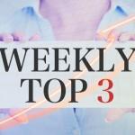 先週の人気記事ベスト3〜2015年第10週〜