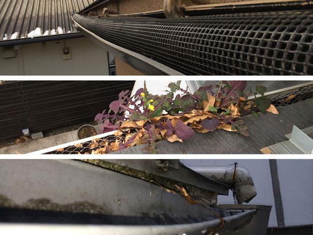 雨の多い時期に注意したい!雨樋の詰まり・水漏れトラブルのメンテナンス【掃除・修理】