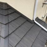 増築で一部屋根の切り替え、再利用できるものは出来るだけ使ったほうが経済的です。