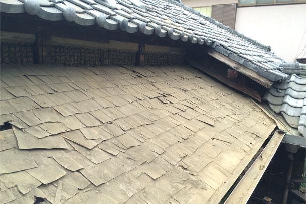 伝統工法×瓦屋根2