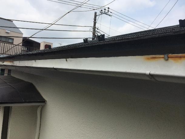【渋谷区K様】雨樋からの水漏れ!全交換しなきゃダメなの?【お客様の声より】