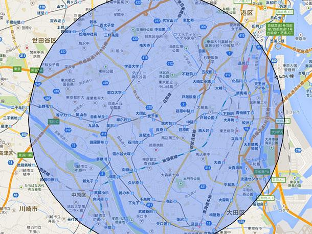 品川区荏原で65年。屋根専門石川商店が雨漏り修理でお伺いできる地域について。
