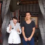 TBSラジオ、安住紳一郎さんの「日曜天国」でかわら割道場が紹介されました。