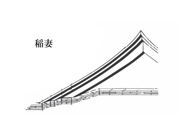 「稲妻 いなづま」難しい屋根の専門用語をやさしく解説。今日の屋根用語!第154日目