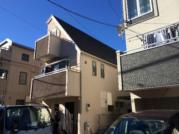 【コロニアル屋根】雪止め金具取り付け工事(急勾配編)