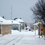 雪が降って数日経ってから感じる、都心の雪かきと共通する屋根の仕事観について。