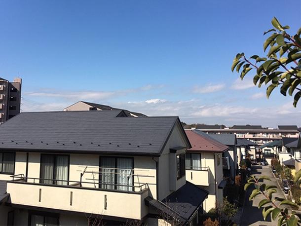 横浜市都筑区、雨どい部分修理1