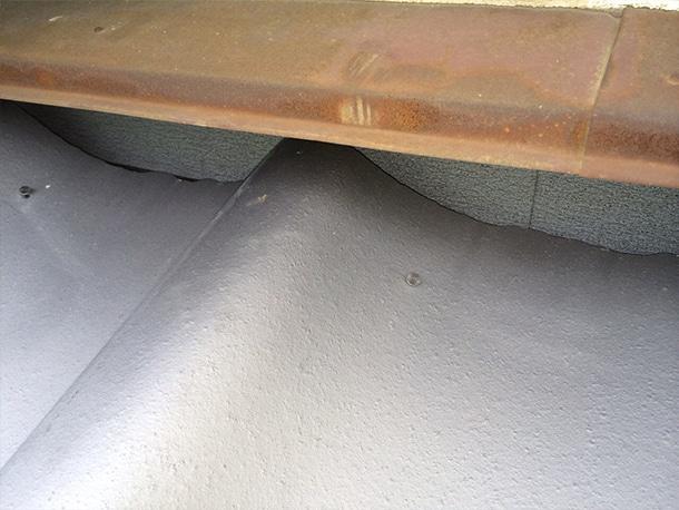 東京都杉並区、日本瓦から日本瓦への耐震屋根リフォームで葺き替え工事17