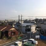 東京都杉並区で洋瓦の新築工事で防水ルーフィングの施工をしました。