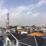 横浜市港北区で屋根雨どいのリフォーム。セキスイ・X70からセキスイ・アートフェイスT120に交換する工事を行います。
