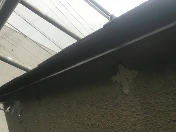横浜市港北区,屋根雨どいのリフォーム,セキスイX70,セキスイ・アートフェイスT120,交換工事2
