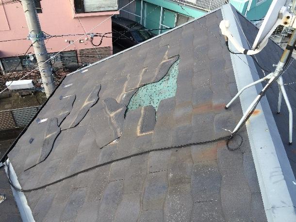 Q. 屋根塗装を依頼しようとしたら「パミールは塗装できない」と断られました。どうすればいいですか?