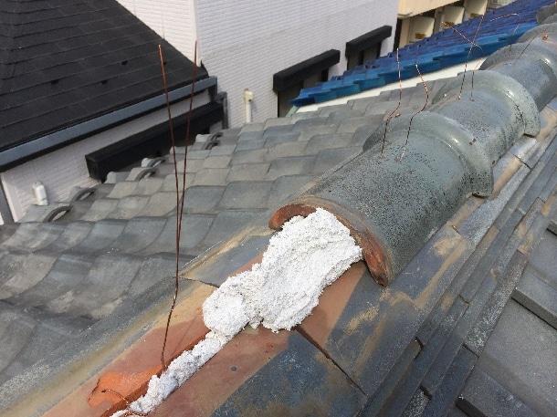 【瓦屋根】リフォーム業者では出来ない、屋根の専門家でこそできる瓦屋根の耐震化リフォーム工事はこちら【日本瓦・洋瓦】