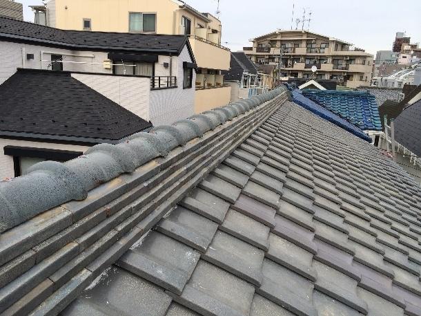 【瓦屋根】震災・地震に強い工法がここにはある...瓦屋根耐震化工法と崩れやすい瓦屋根のサイン【リフォーム】
