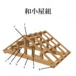「和小屋組 わごやぐみ」難しい屋根の専門用語をやさしく解説。今日の屋根用語!第246日目