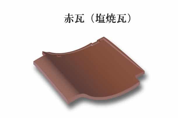 「赤瓦 あかがわら」難しい屋根の専門用語をやさしく解説。今日の屋根用語!第360日目