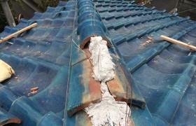 棟瓦の修理費用はどのくらいかかるのか?修理方法とその費用について解説