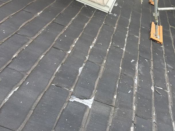 Q. 屋根がパミールのようで、剥がれが酷いです。これってアスベストのせいですか?