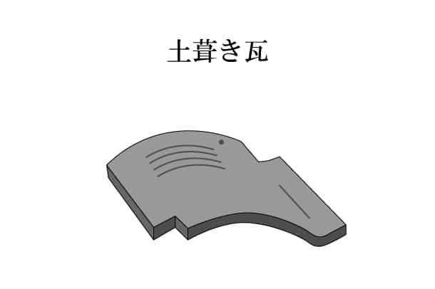 「土葺き瓦 どぶきがわら」難しい屋根の専門用語をやさしく解説。今日の屋根用語!第448日目