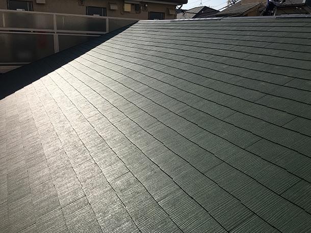 スレート(コロニアル)軽量屋根材