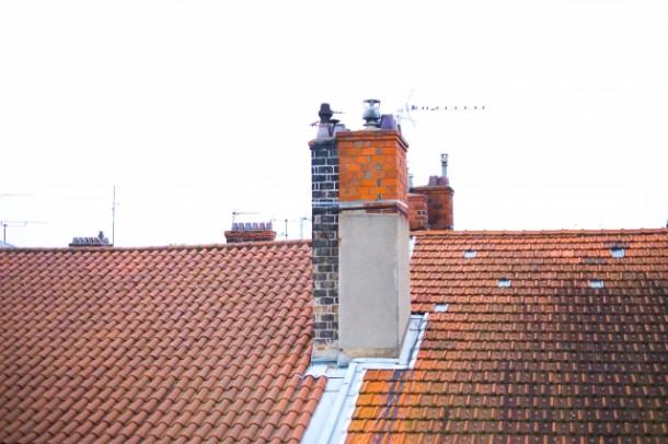 屋根に汚れが付かないようにするには?