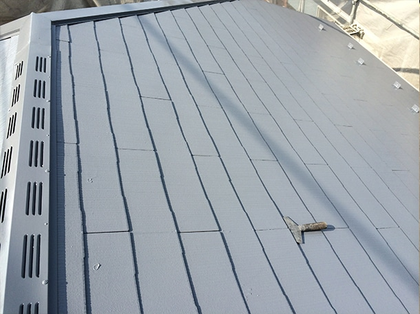 Q. スレート屋根で塗装を検討しています。でもタスペーサーって何ですか?効果あります?