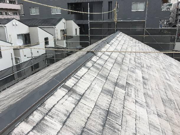 屋根塗装前に必ずやるべき!業者に指摘された棟板金の交換工事をしてきました【東京都大田区】