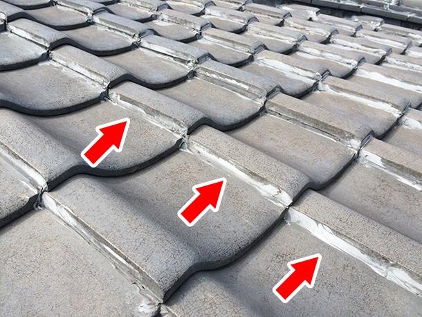 ラバーロックの原価は14万円。瓦屋根の耐震リフォーム適正価格一覧