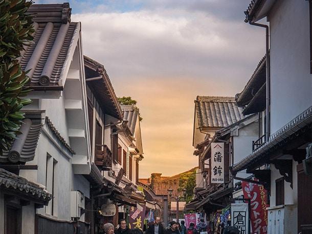 日本瓦の一軒家