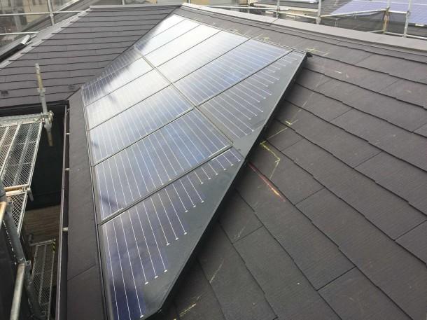 【千葉市】屋根葺き替え工事が完了いたしました