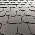 松下電工の屋根材・エバンナはアスベストが使われています【屋根の点検・調査より】