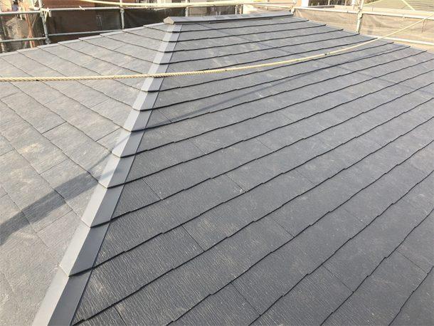 パミールには葺き替えがおすすめ!屋根の葺き替え工事事例【東京都杉並区】