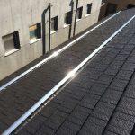 お隣さんに雪を落としたくない! 雪止め追加の屋根リフォーム事例【東京都大田区】