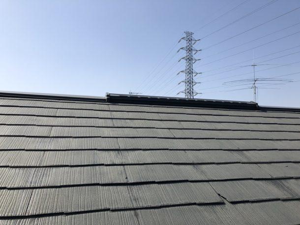 【横浜市都筑区】築25年「屋根がうまく塗装されていないと指摘され不安」