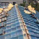 雨漏りの原因は棟のずれと診断されたが、最適な対処方法は?