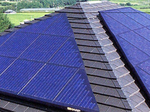 シャープ太陽光 据え置き型