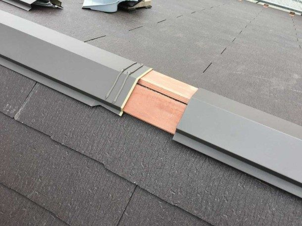 スレート屋根の棟交換にはいくらかかるかの目安