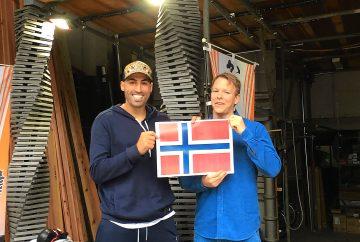 ノルウェー×瓦割り_18