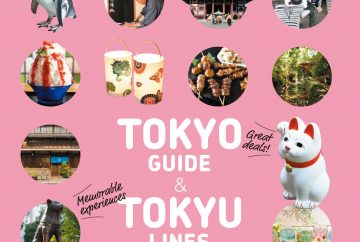 TOKYO GUIDE & TOKYU LINES_1