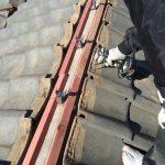台風や地震で瓦屋根が吹き飛ぶ心配いらない施工法