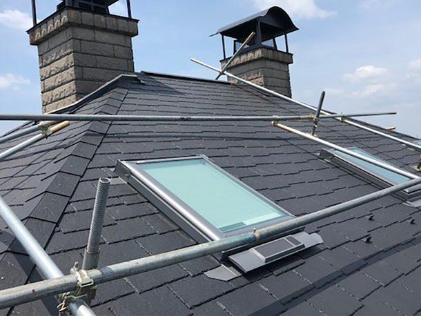 天窓雨漏りの修理交換なら、ベルックスのソーラー開閉式がおすすめ