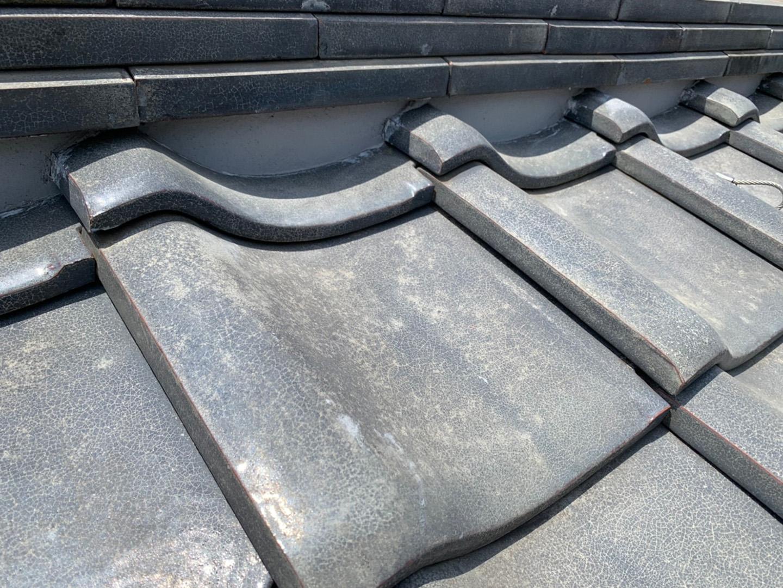 【川崎市中原区】瓦屋根の棟の取り直し工事、耐震補強工事 (ガイドライン工法) の事例10