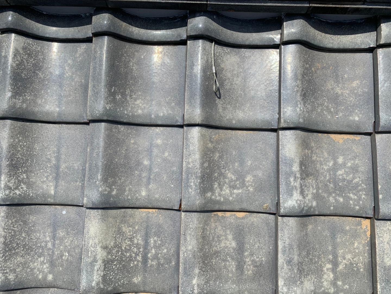 【川崎市中原区】瓦屋根の棟の取り直し工事、耐震補強工事 (ガイドライン工法) の事例12